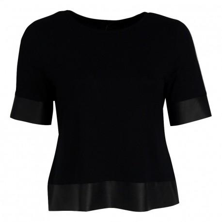 Rodini ΜΠ-205519 Μπλούζα Μαύρη