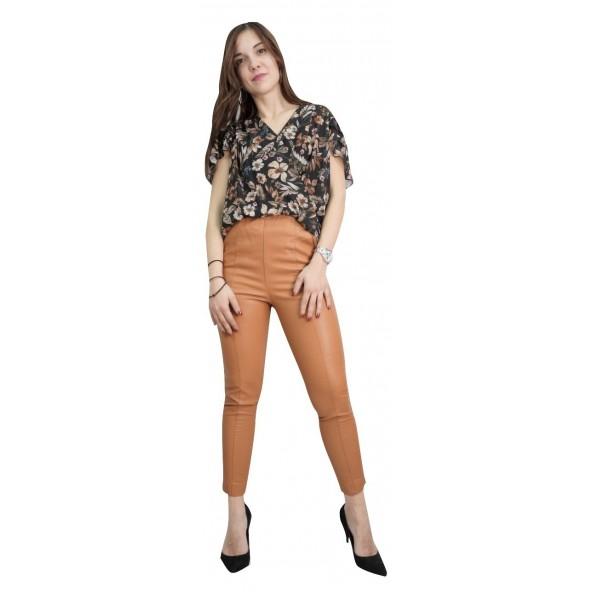 Lynne 043-510007 Μπλούζα φλοράλ
