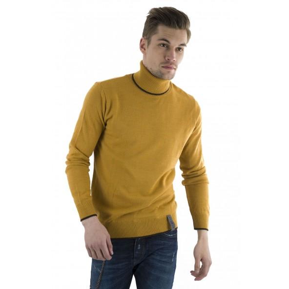 Stefan 5004 μπλούζα mustard
