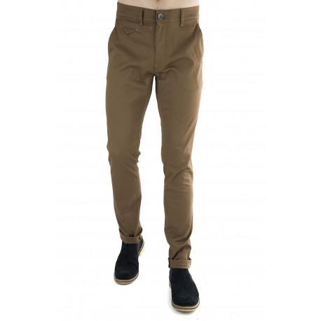 Stefan 6009 παντελόνι beige