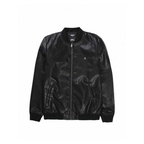Basehit 192.BM16.131 Jacket Black