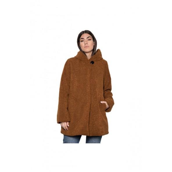 Biston 42-101-025 παλτό camel