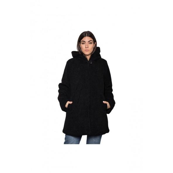Biston 42-101-025 παλτό black