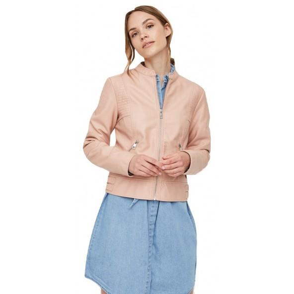Vero moda 10222527 Δερματίνη ροζ