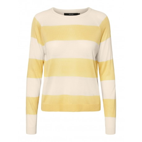 Vero Moda 10223705 Μπλούζα κίτρινη