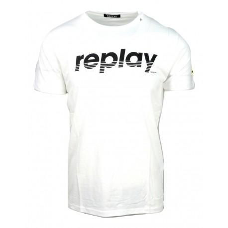 Replay M3005.000.2660.001 Μπλούζα
