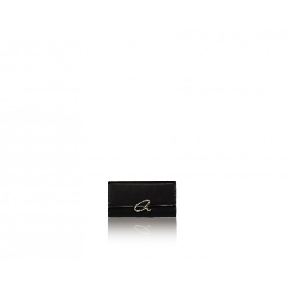 Axel 1101-1155 πορτοφόλι μαύρο