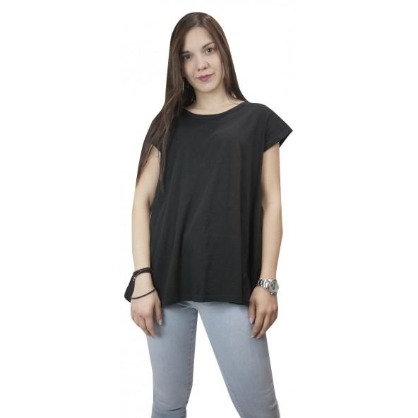 Moutaki 20.01.32 Μπλούζα μαύρη