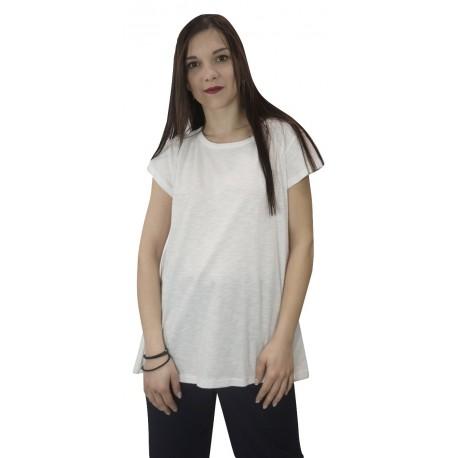 Moutaki 20.01.32 Μπλούζα λευκή