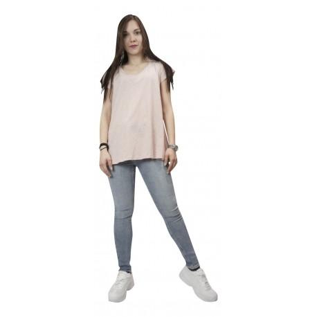 Moutaki 20.01.67 Μπλούζα ροζ