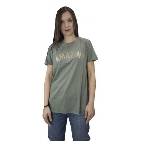 Toi & Moi 80-4550-120 Μπλούζα χακί