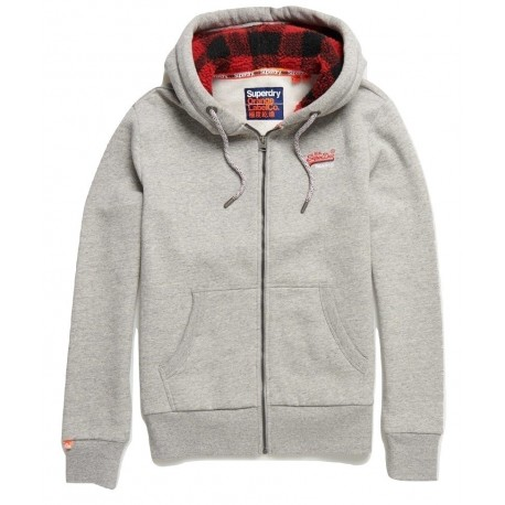 Superdry Ol winter cali zip hood M2000028A-U60