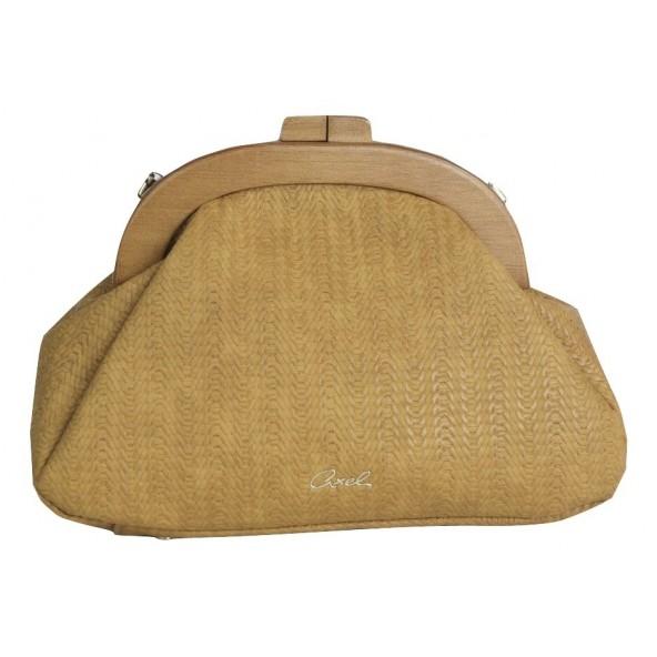 Axel 1020-0372 τσάντα καμελ