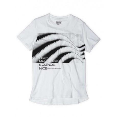 DEVERGO 1D014008SS0105 T-SHIRT λευκό