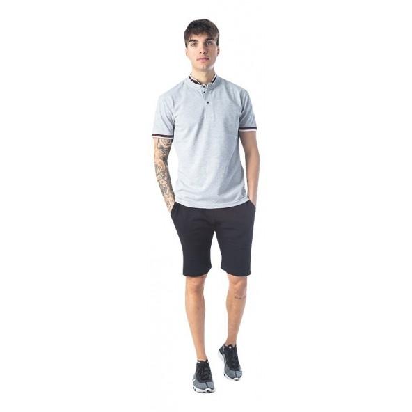 Paco & Co 201568 Μπλούζα γκρι