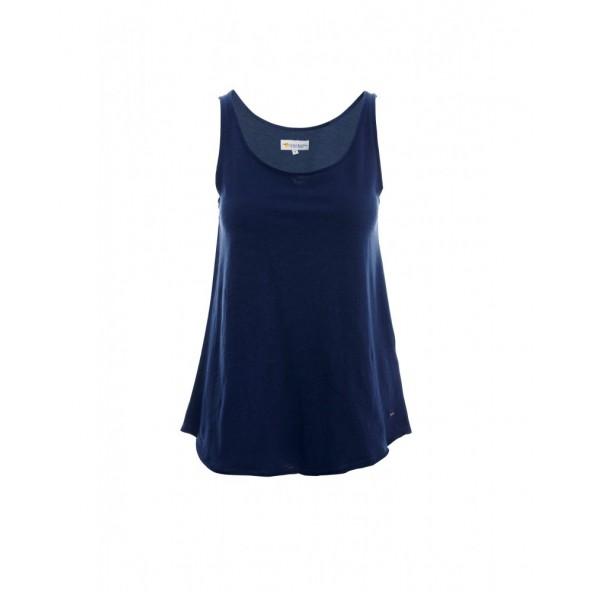 FUNKY BUDDHA FBL00110104 T-shirt Navy