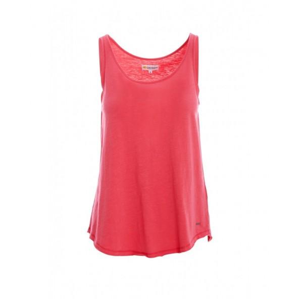 FUNKY BUDDHA FBL00110104 T-shirt Cherry