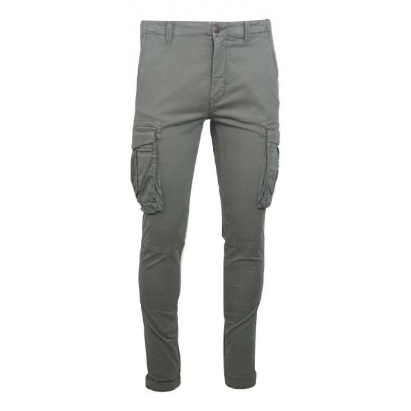 SCINN BOWIE MILITARY παντελόνι χακί