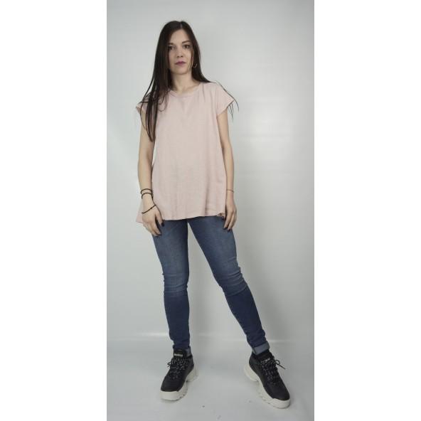 Moutaki 20.01.32 Μπλούζα ροζ