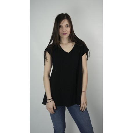 Moutaki 20.01.67 Μπλούζα μαύρη