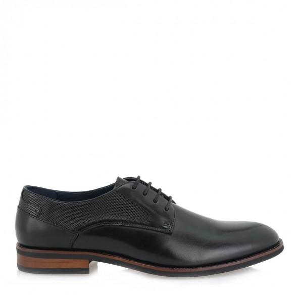 RENATO GARINI παπούτσι μαύρο