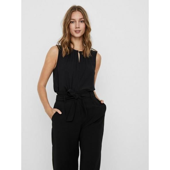 Vero moda 10229466 μπλούζα μαύρη