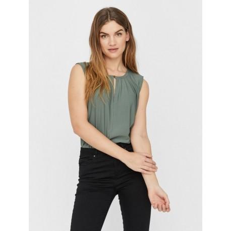 Vero moda 10229466 μπλούζα πράσινη