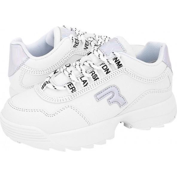 Replay CIUDAD JS320001S Παπουτσια Λευκα