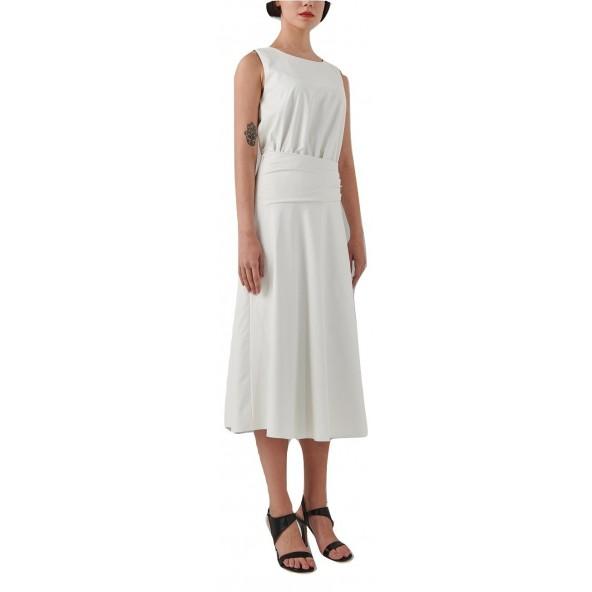 ALE 82266516 φούστα λευκό