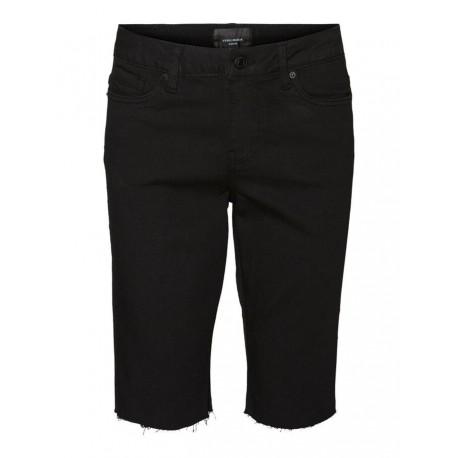 Vero moda 10228980 Βερμούδα μαύρη