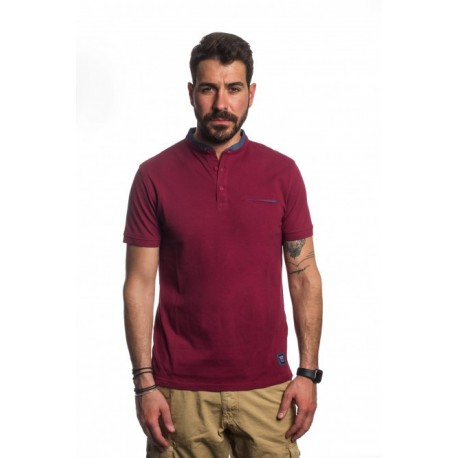 Biston 41-206-015 red polo.