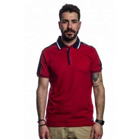 Biston 41-206-017 red polo.