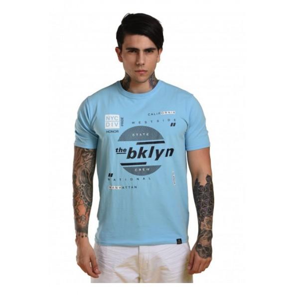 Biston 41-206-025 WESTSIDE blue sky t-shirt