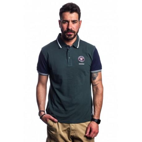 Biston 41-206-038 ROYAL dark green polo.