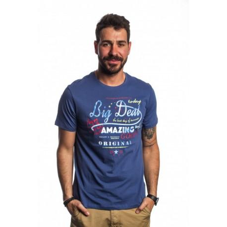 Biston 41-206-048 AMAZE indigo t-shirt