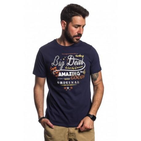 Biston 41-206-048 AMAZE blue t-shirt