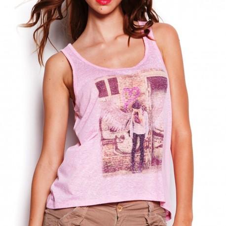 Smart 33-106-005 μπλούζα pink
