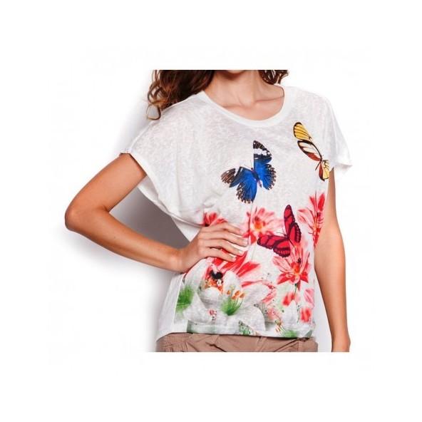 Smart 33-106-006 T-shirt white