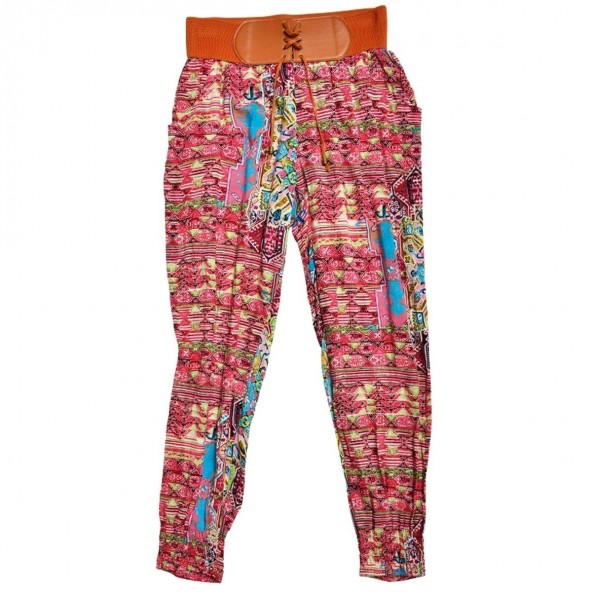 Smart 33-141-001 Παντελόνα pink
