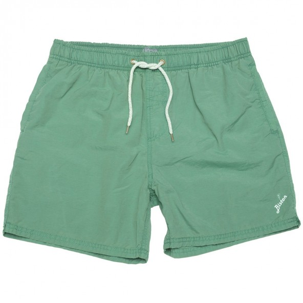 Biston 35-231-001 green swimming shorts