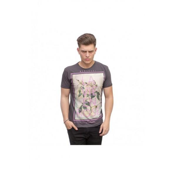 Smart 35-206-017 SoulStar t-shirt ανθρακί