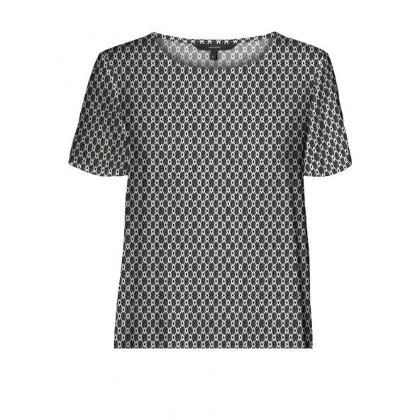 Vero moda 10227822 μπλούζα μαύρη