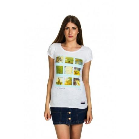 Biston 37-106-001 Polaroid t-shirt white