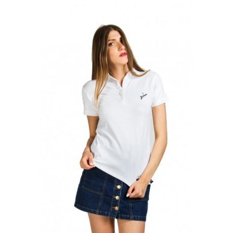 Biston 37-106-003 Ibiza μπλουζάκι polo white