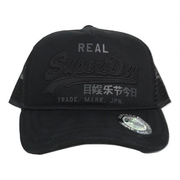 Superdry M9010007Α-02Α VINTAGE LOGO Καπέλο
