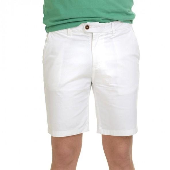 Splendid 43-221-035 βερμούδα chinos white