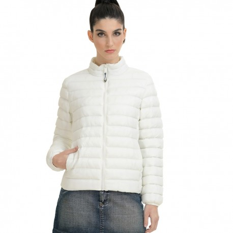 Splendid 43-101-006 μπουφάν λευκό