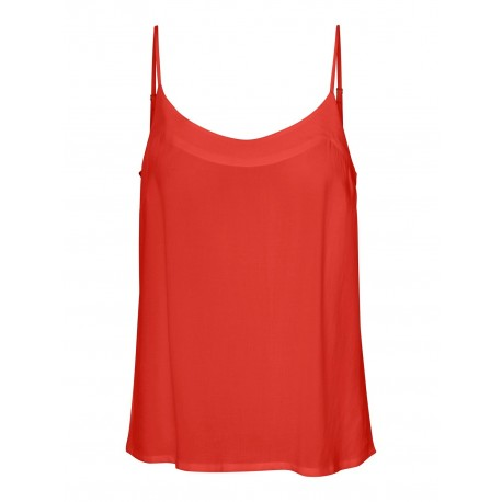 Vero moda 10227820 μπλούζα aurora red