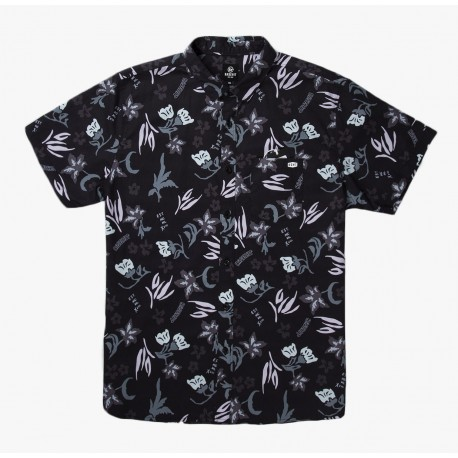 Basehit 201.BM61.02 shirt BLACK