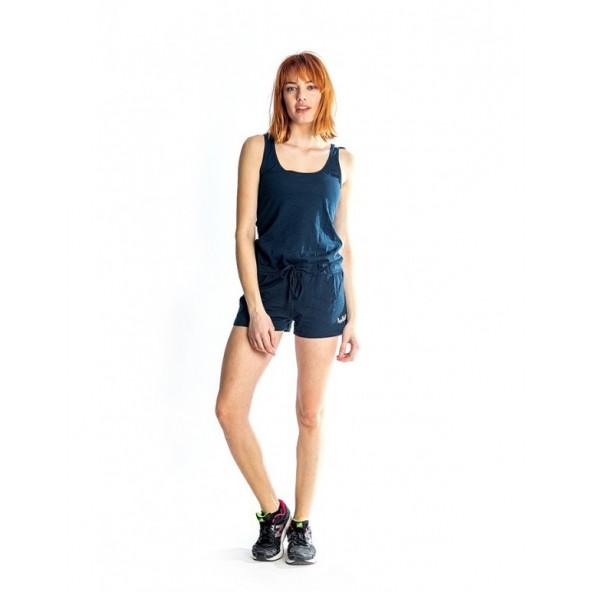 Paco 86410 short jumpsuit navy